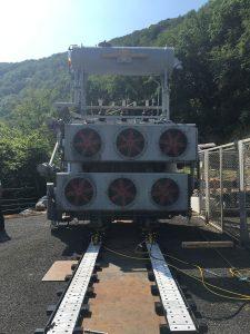 skidding system presti sud transport industriel